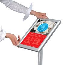Flexible Menu Board