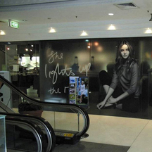 Avery Dennison Conformable Chrome Coloured Overlaminates