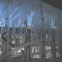 Avery Dennison® Etched Glass Folie