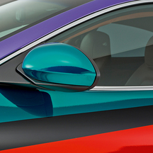 Avery Dennison® Coloured Overlaminate (COL) series