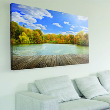 HP Premium Satin Canvas